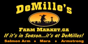 DeMille's Logo